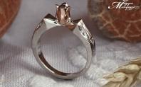 Nádszál Kisasszony №3 – Eljegyzési gyűrű