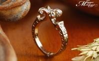 Nyoszolyó №1 – Eljegyzési gyűrű