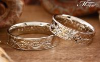 Gyöngykoszorú – Wedding ring