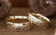 Gyöngykoszorú №3 – Wedding ring